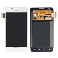 4.3 Inch Black Samsung Mobile LCD Screen For Samsung i777 , 480 x 800 pixels Manufactures