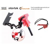 Buy cheap Bespoke Plastic Injection Moulding Process Fire Starter With Magnesium Rod from wholesalers