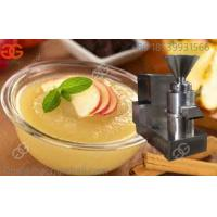 China High effiency apple sauce making machine for sale fruit jam butter making machine supplier on sale