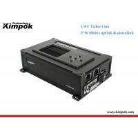 Buy cheap 2W Wireless UAV Video Link Lightweight Network IP Radio 2km NLOS Video and Data from wholesalers