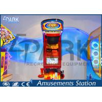 220V Coin Operated Arcade Machine / Boxing Prize Redemption Game Machine Manufactures