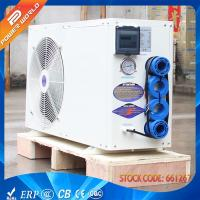 Thermostatic Air source Swimming Pool Heat Pump Pool Heater Pump Manufactures