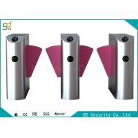 Custom CPSE Pedestrian Flap Gate Turnstile Port Exhibition Hall Barrier Manufactures