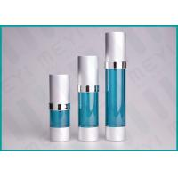 China 15ml 30ml 50ml AS Airless Pump Bottle Non Spill With Airless Pump Sprayer on sale