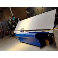 Aluminum Spacer Bending Machine , Spacer Bar Bender Double Glazing Production Manufactures