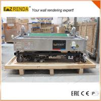 Professional Sand Plaster Machine , Electricity Rendering Spray Machine Manufactures