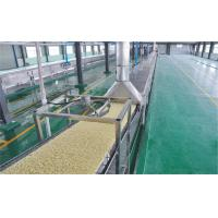 Buy cheap 11000bags/8h Fried Automatic Noodle Making Machine Production Line from wholesalers