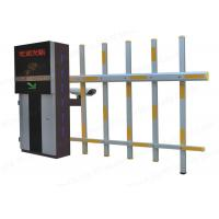 RFID Automated  Fence Boom Barrier Gate Remote Control Metal Boom Door Manufactures