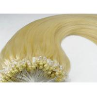 Silky Straight Custom Human Hair Wigs 100 Remy Human Micro Ring Indian Remy Hair Weave Manufactures