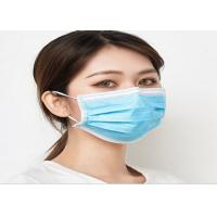 Anti - Coronal Virus CE 3 Ply Surgical Face Mask Manufactures