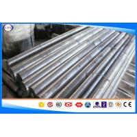 Quenched Steel Alloy Steel Round Rod , Hot Rolled Round Bar 1.6660/20NiCrMo13 Manufactures