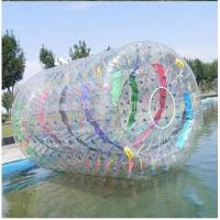 Beautiful Inflatable Outdoor Water Toys , Outdoor Playing Large Roll Manufactures