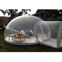 Outdoor PVC Inflatable Party Tent Romantic For Exhibition , Event , Advertising Manufactures