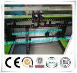 Steel Plate Electro Shearing Hydraulic Press Brake DELEM DA66T Controller