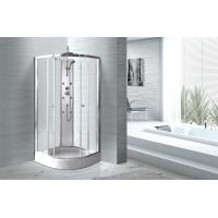 Convenient Comfort Circle Bathroom Shower Cabins For Home / Star Rated Hotels Manufactures