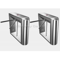 Quality Stainless Steel Tripod Turnstile Gate Rfid Card Reader Turnstiles For Access Control for sale