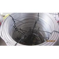 Stainless Steel Coil Tube ,ASTM A249 / TP316L,TP316Ti ,TP321,TP347H,TP904L, Bright Annealed , Coil Manufactures