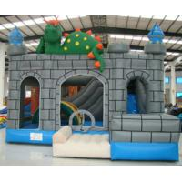 Commercial Inflatable Sports Games , Kids Commercial Bouncy Castle For Outdoor Manufactures