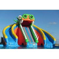 Aqua Park Equipment Inflatable Water Park Games Projects 0.9mm PVC Tarpaulin Manufactures