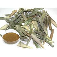 Anti Inflammatory Natural Olive Leaf Extract Powder Reducing Bad Cholesterol Manufactures