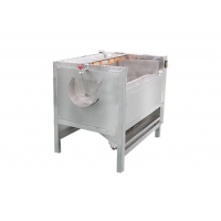 China Hot Sell In Uae! Electric Fruit Peeler Machine Price For Industrial Use Automatic Potato Peeler Machine on sale
