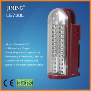 Le730:led Portable Emergency Light Manufactures