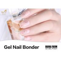 No Chipping Uv Bonder Gel For Natural Nails , Acrylic Nail Primer Easy Apply Manufactures