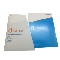 China Microsoft Computer Software Office 2013 Home And Business on sale