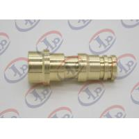 CNC Turning High Precision Machining Parts Unthreaded Brass Union ø14*34 mm Manufactures