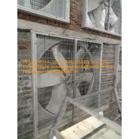 Hot Galvanized Ventilation System - Fans for Livestock & Poultry Farming with High Quality Manufactures