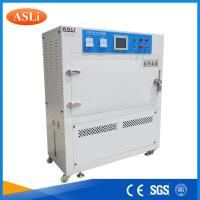 Accelerated UV Aging Test Chamber 280 ~ 420 nm Anti - Sun Light Climate Resistant Manufactures
