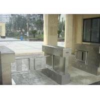 Quality VIP Or Disabled Swing Barrier Gate Sensor Access Control System Turnstiles for sale