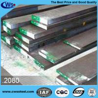 China DIN 1.2080 Cold Work Mould Steel on sale