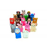 Portable Mini Wireless Cell Phone Speakers With Lovely Cartoon Shape Manufactures