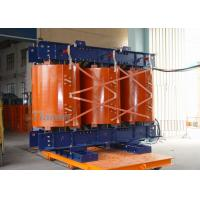 China 30 - 2500 Kva Cast Resin Dry Type Transformer Thin Insulation With Low Noise on sale