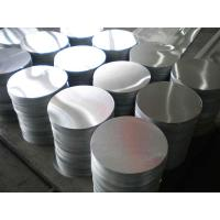 High Puirty Circular Aluminum Plate Thickness 0.5mm-6.0mm For Cookware Manufactures