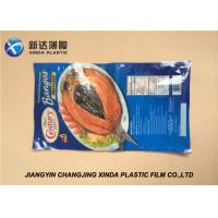 Ny PE Vacuum Frozen Plastic Food Packaging Bags 29x31cm 88mic Manufactures