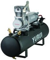YURUI Air Tank Compressor With 2.5 Gallon Tank For Car Air Compression Tank Manufactures