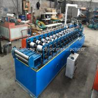 ZH Cold Steel Omega Aluminium Profile Making Machine With None Stop Cutting Manufactures