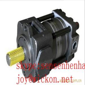 Excavator parts hydraulic Sumitomo pump,hydraulic gear pump for Concrete pump truck Manufactures
