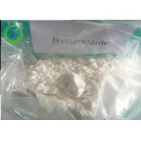 Hot Sale Local Anesthetic Benzocaine to UK with Delivery Guarantee Manufactures