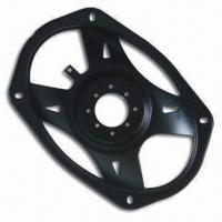 6 x 9-inch Car Speaker Parts Steel Frame, Different Colors are Available Manufactures