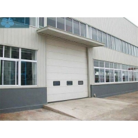 Automatic 3m Height 40mm Steel Roll Up Doors Manufactures