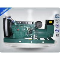 300kw Diesel Generator Set / Silent Diesel Generator 50Hz Rated Frequency Manufactures
