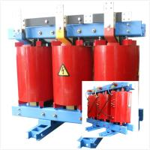 Railway Dry Transformer 10 KV - 200 KVA Self Extinguishing Manufactures