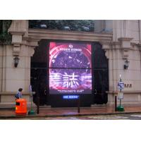 3535 SMD Advertising LED Signs Outdoor , Digital LED Display Advertising Manufactures