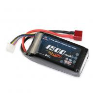 Quality Melasta 3S 11.1V 1500mAh 40C LiPo Battery for RC Airplane Helicopter for sale