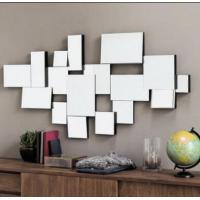 Decoration 3D Wall Mirror Beautiful Stunning Graphic Design Durable Structure Manufactures