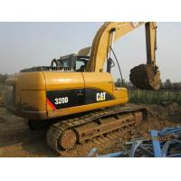 95% UC 20 Tonne Used Cat Mini Excavator 320D 1cbm Bucket Capacity 3066TA Engine Manufactures