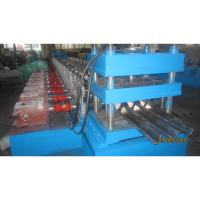 Galvanized Guardrail Roll Forming Machine for Making Highway Safety Barrier Protections Export to EU Countries Manufactures